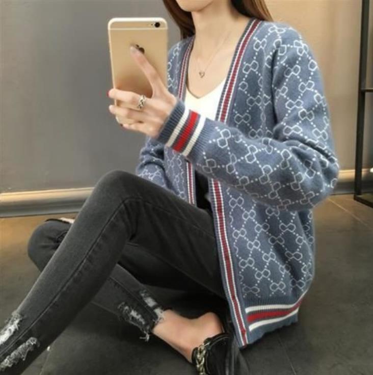 【安希娅】竹纤维毛衫S9138