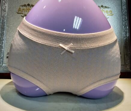 【安希娅】竹纤维女士内裤K8125