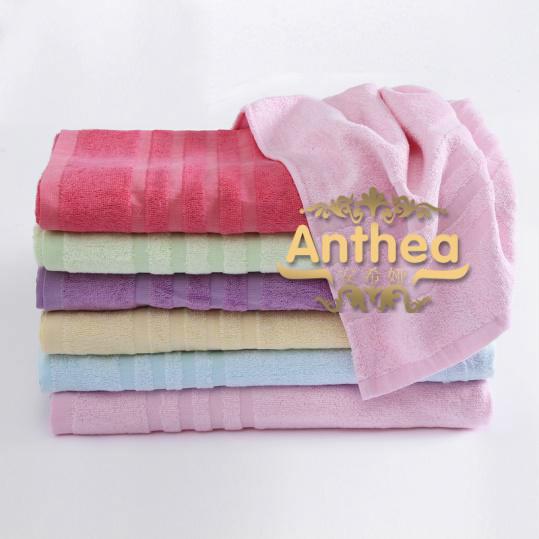【安希娅】竹纤维浴巾YJ2018